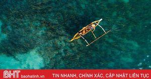 Ngắm loạt ảnh tuyệt đẹp được chụp từ camera bay
