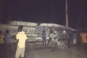 Động đất mạnh tại Haiti, 11 người chết, hàng trăm người bị thương