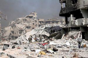 Iran có thể hợp tác với Syria trong thời kỳ tái thiết đất nước