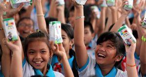 100% đại biểu tán thành Đề án sữa học đường của TP.HCM
