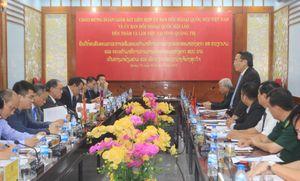 Giải quyết vấn đề di cư tự do và kết hôn không giá thú tại biên giới Việt-Lào