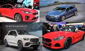Điểm mặt ôtô 'hot' nhất tại Paris Motor Show 2018
