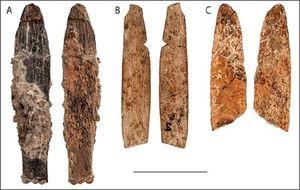 Kinh ngạc về độ tinh xảo của con dao 90.000 năm tuổi vừa được tìm thấy