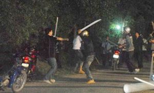 Lâm Đồng: Hỗn chiến trong quán karaoke, 3 người nhập viện