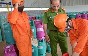 Công ty cổ phần Việt Xô Gas đi đầu trong công tác PCCC