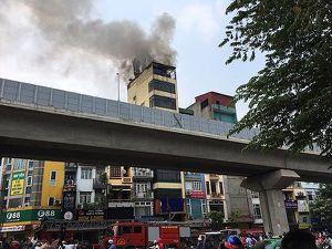 Cơ quan Công an mời chủ quán karaoke xảy cháy đến làm việc