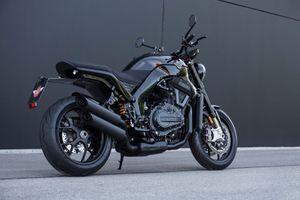Siêu môtô 6 xy-lanh Horex VR6 Raw có giá 40.000 USD tại Đức