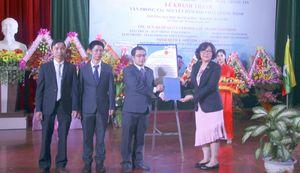 Trao chứng nhận đạt chuẩn chất lượng Đông Nam Á cho 4 chương trình đào tạo Trường Đại học Bách khoa Đà Nẵng