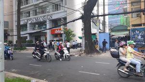 Cô gái trẻ 19 tuổi tử vong tại chỗ sau khi rơi từ tòa nhà cao tầng ở Sài Gòn