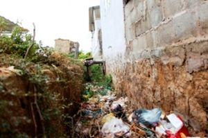 Xử lý việc thiếu nước tưới vùng sản xuất Ma Zăng Hạ