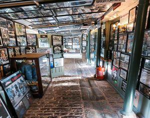 Ớn lạnh bảo tàng dành cho sát nhân lớn nhất nước Anh