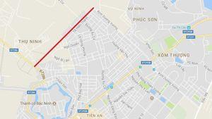 Chính phủ giao 2 Bộ vào cuộc kiểm tra, làm rõ việc Bắc Ninh thực hiện dự án 'đổi 100ha đất lấy 1,39km đường'