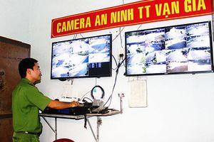 Camera an ninh ở Vạn Giã: Phát huy hiệu quả tích cực