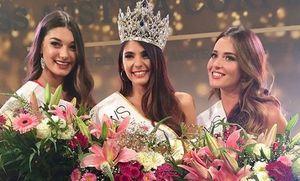 Đối thủ của Tiểu Vy bị tước vương miện ngay trước 'Hoa hậu Thế giới 2018'