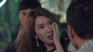 Phát hiện Hân ngoại tình, Kiệt đánh giám đốc, tuyên bố ly hôn vợ