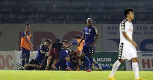 B.Bình Dương phá hỏng tham vọng giành Cúp Quốc gia của Hà Nội FC