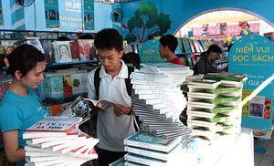 Triển lãm sách Việt Nam trên đất Pháp