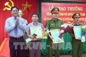 Phá vụ án cướp tài sản hơn 3 tỷ đồng tại Phú Yên