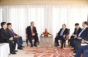Thủ tướng Nguyễn Xuân Phúc tiếp Chủ tịch Công ty Nikko (Indonesia)