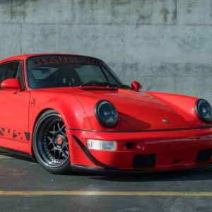 Những bản độ Porsche 911 đi vào huyền thoại trên thế giới
