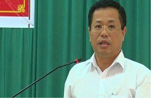 Giúp cựu Bí thư mua đất giá rẻ, Giám đốc Văn phòng quản lý đất bị bắt