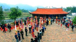 Ðộc đáo Lễ hội đình Lục Nà