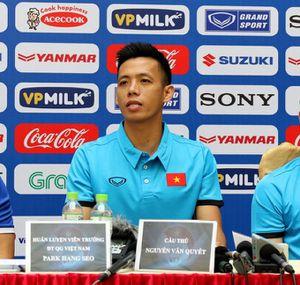 Văn Quyết đặt mục tiêu gì ở AFF Cup 2018?