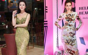 Hồ Ngọc Hà khoe vóc dáng gợi cảm cân đối vạn người mê, Jennifer Phạm ''gây thương nhớ'' với phong cách lộng lẫy