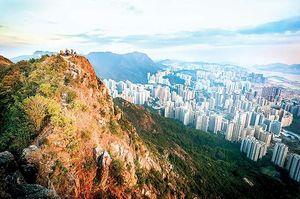 Lion Rock - điểm leo núi đẹp nhất Hồng Công