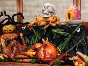 Độc đáo tiệc Halloween với hơn 160 món ngon tại Windsor Plaza