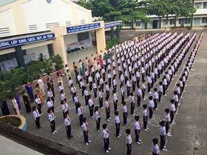 An toàn trường học