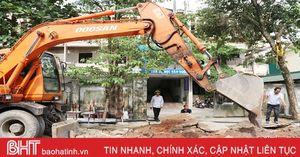 TP Hà Tĩnh quyết toán hơn 34 tỷ đồng xây dựng cơ bản