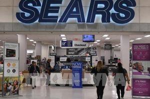 Tập đoàn bán lẻ Sears tạm thời tìm được 'phao cứu sinh'