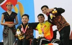 Bước phát triển của thể thao người khuyết tật châu lục