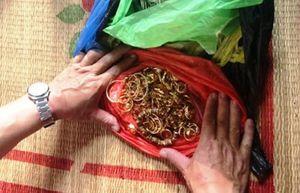 Ninh Bình: Đại gia xây dựng bị trộm đột nhập phá két sắt lấy đi 200 cây vàng