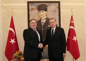 Mỹ có thể gỡ bỏ lệnh trừng phạt Thổ Nhĩ Kỳ