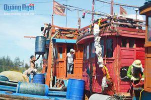Nghiệp đoàn nghề cá gặp khó