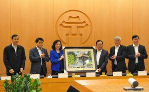 Hà Nội thúc đẩy xúc tiến đầu tư với tỉnh Sơn La