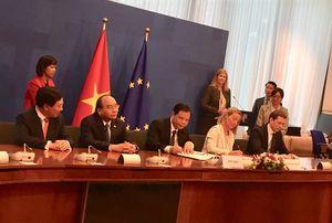 Việt Nam và EU ký thỏa thuận chống khai thác gỗ bất hợp pháp và thúc đẩy thương mại gỗ hợp pháp