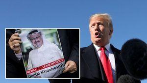 Tổng thống Mỹ Trump: 'Dường như Khashoggi đã chết'