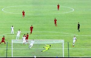 Trực tiếp bóng đá U19 Việt Nam 1 - 2 U19 Jordan: U19 Việt Nam thất bại đáng tiếc