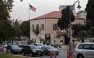 Mỹ sáp nhập lãnh sự quán phục vụ người Palestine vào sứ quán ở Israel