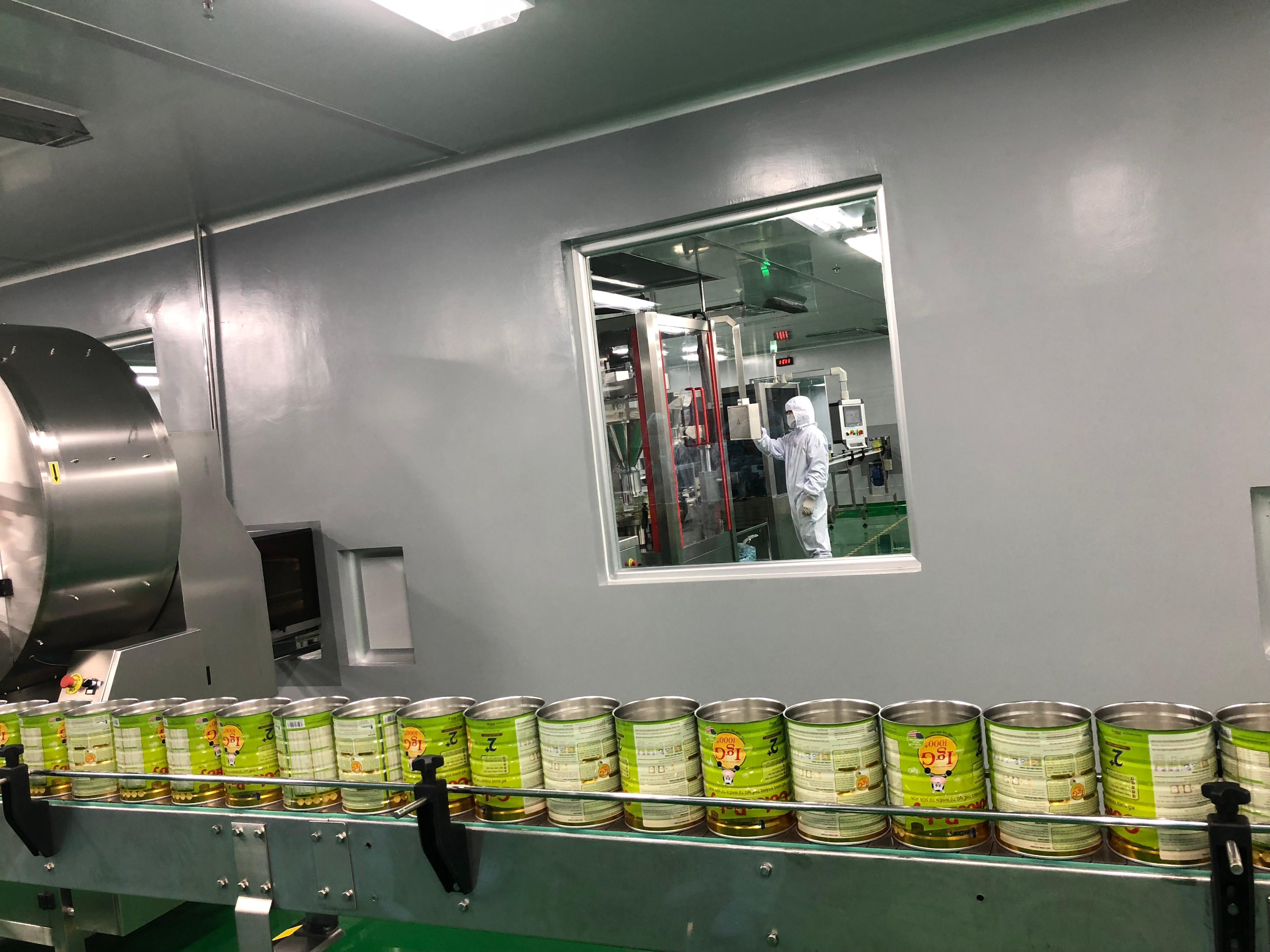 VitaDairy khánh thành nhà máy sữa công suất 5.000 tấn/năm tại Bình Dương