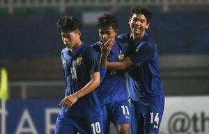 U19 Thái Lan hòa kịch tính U19 Iraq 3-3 ở phút bù giờ