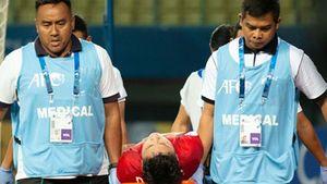 Đội trưởng U19 Việt Nam có nguy cơ nghỉ đến hết giải