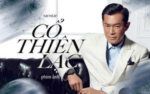 Cổ Thiên Lạc: Gạt bỏ quá khứ làm lại cuộc đời, trở thành 'ông trùm' showbiz Hong Kong ở tuổi 48