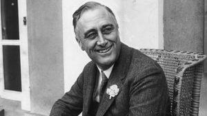 Người đàn ông bại liệt vẫn là một tổng thống Mỹ trăng hoa