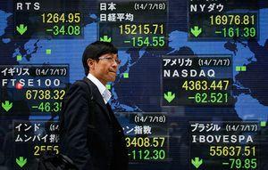 Chứng khoán châu Á diễn biến trái chiều, cổ phiếu Trung Quốc nhảy vọt 3,5%