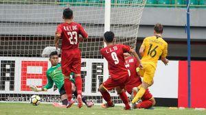 Thua U19 Australia, U19 Việt Nam bị loại khỏi VCK U19 châu Á