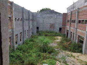 Nhà văn hóa tiền tỷ ở Hải Phòng... bị bỏ hoang